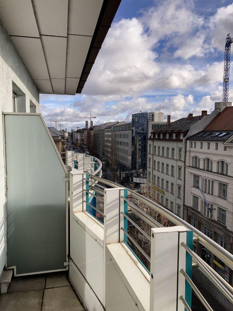 Balkon2 768x1024 - 2-Zimmer-Wohnung in zentraler Lage direkt am Hauptbahnhof