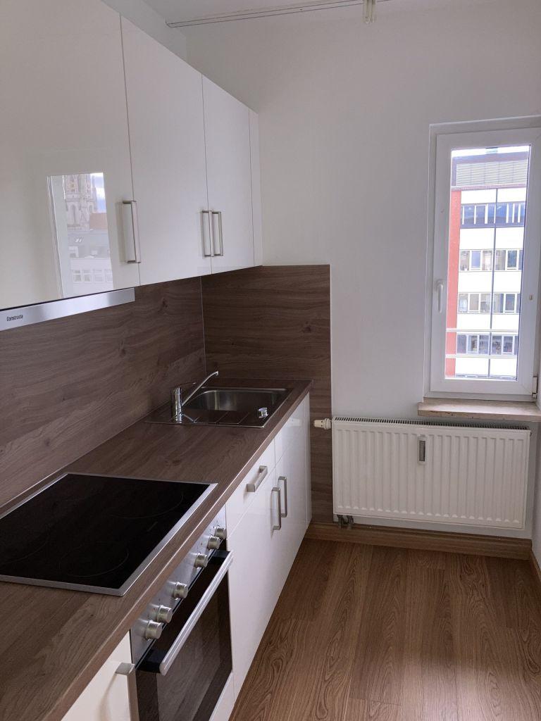 Kueche 768x1024 - 2-Zimmer-Wohnung in zentraler Lage direkt am Hauptbahnhof
