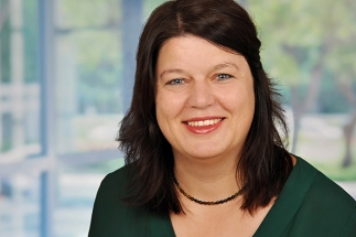 Margit Greckl, Assistentin Geschäftsführung