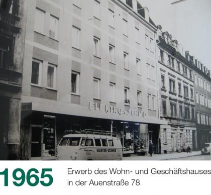 Historie Slider 1965 Auenstraße 2 420x388 1 - Historie