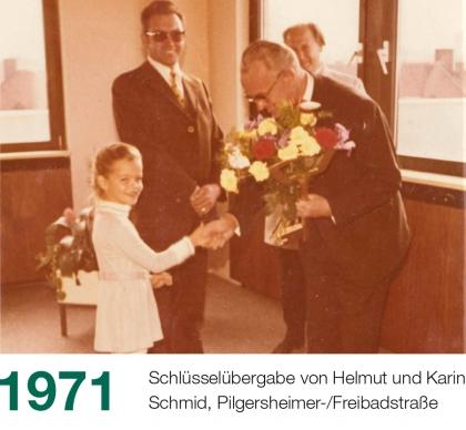 Historie Slider 1971 Pilgersheimer 2 420x388 1 - Historie