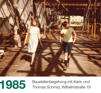 Historie Slider 1985 Wilhelmstraße 420x388 1 - Historie
