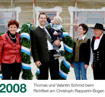 Historie Slider 2008 CRB Richtfest 420x388 1 - Historie