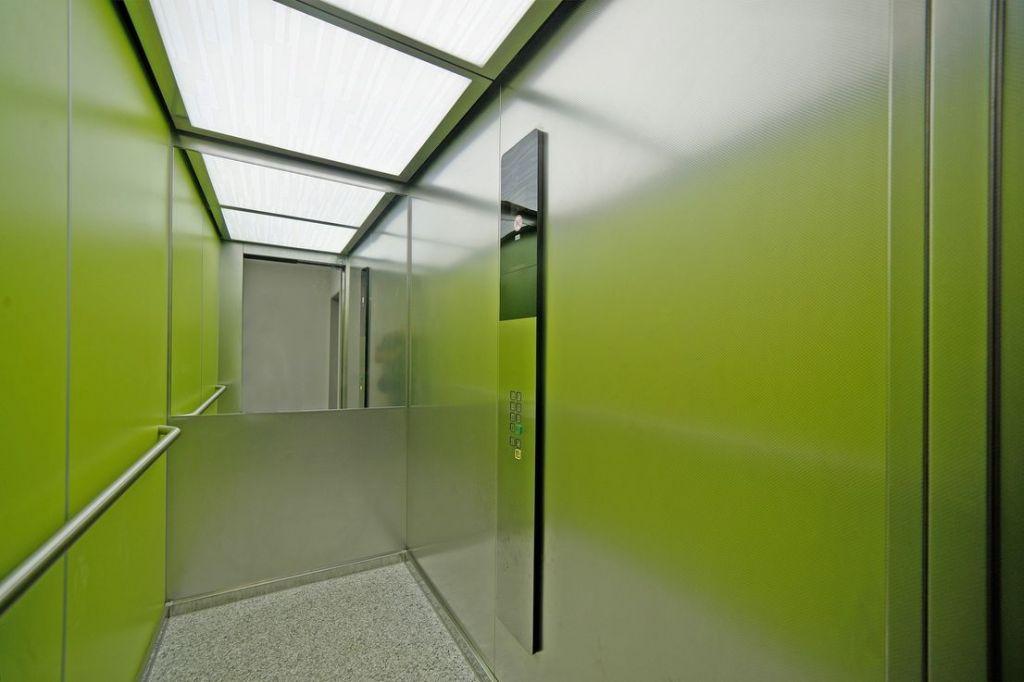 Aufzug 1024x682 - Neubau! Erstbezug! Großzügige 2- bis 4-Zimmer-Wohnungen in Neupasing