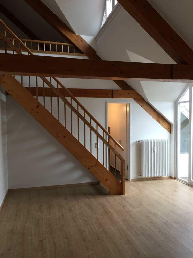 Gleichmannstrasse Wohn und Esszimmer - Große 2-Zimmer-Wohnung mit Galerie am Pasinger Bahnhof