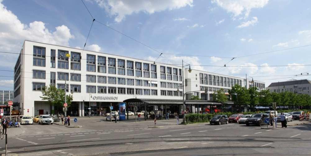 Muenchen Orleansplatz - TG-Stellplätze direkt am Ostbahnhof