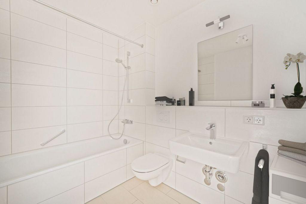Visualisierung Bad 1024x682 - Neubau! Erstbezug! Großzügige 2- bis 4-Zimmer-Wohnungen in Neupasing