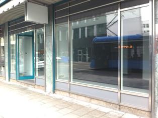 Bayer 20 Laden 4 Aussenansicht - Kleine Verkaufsfläche direkt am Münchner Hauptbahnhof